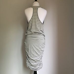 Athleta Dresses - NWT Athleta Striped Racerback Tank Dress